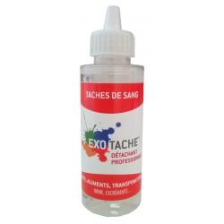 Détachant taches de sang, urine, transpiration - Exo Tache